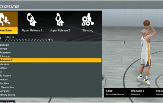 NBA-2K22-Searching-For-A-Different-Base-In-the-Custom-Jumpshot-Creator