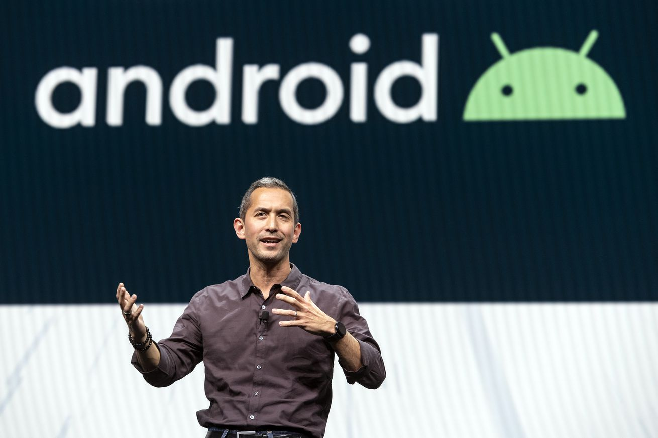 SVP of Android